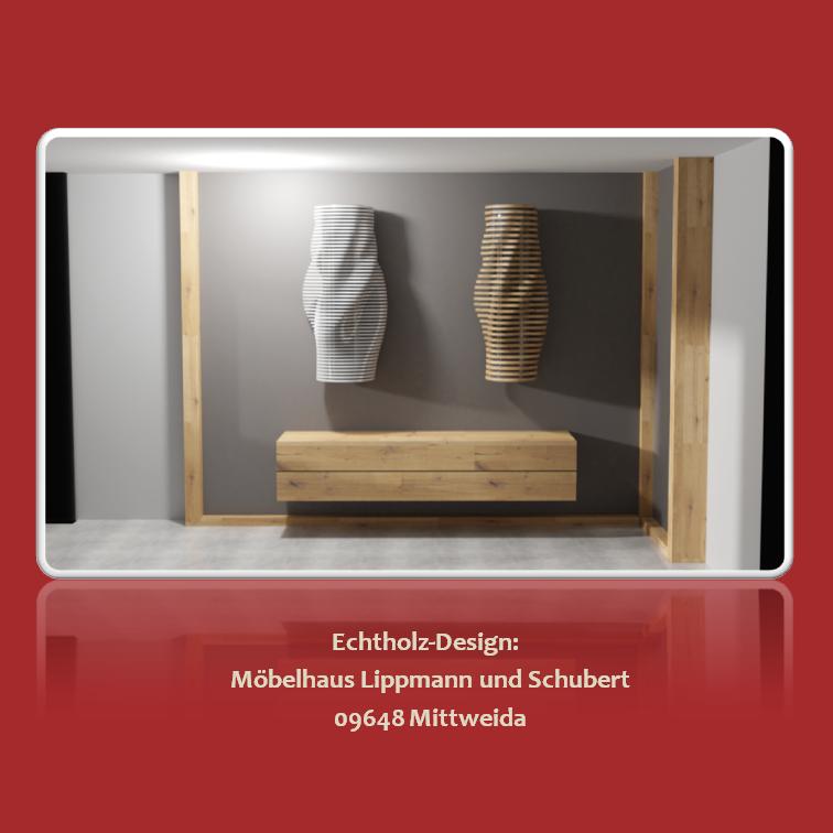TBRS-1 Raumluftentkeimung Design Echtholz