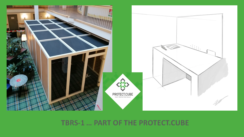 TBRS-1 Raumluftentkeimung protect.cube